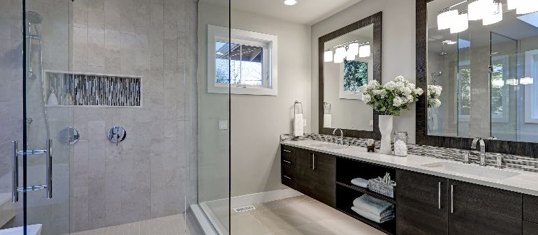 what is bathroom remodeling remodeling and renovation are often used interchangeably but they mean two different things a renovation involves making